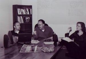 Vulcan Creative Labs circa 2001