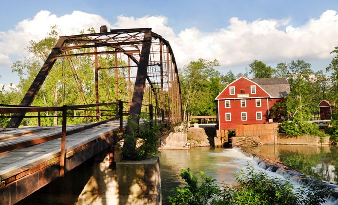 new website launch for War Eagle Mill